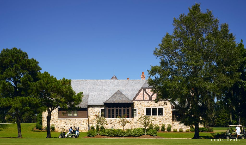 Golf Course Estate on Cart Path